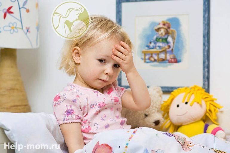 Почему ребенок очень часто болеет